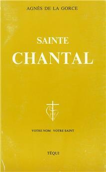Sainte Chantal