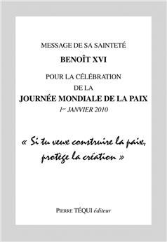 Message journée de la Paix 2010