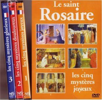 Le saint Rosaire (Lot de 3 DVD)
