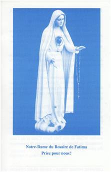 Notre Dame du Rosaire de Fatima (image)