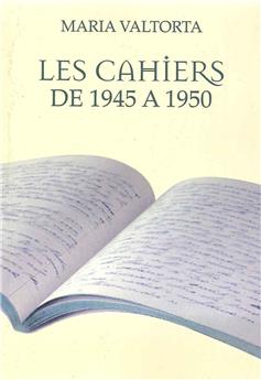 Les cahiers de 1945 à 1950