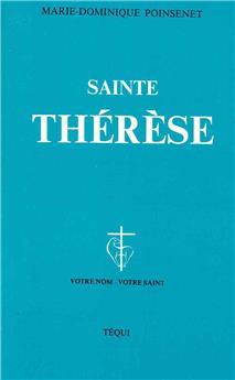 Sainte Thérèse d Avila