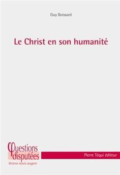 Le Christ en son humanité