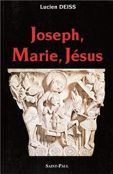 Joseph, Marie, Jésus (PROMO21)