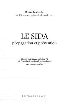 Le sida propagation et prévention