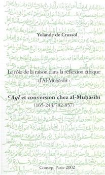 Le rôle de la raison dans la réflexion éthique d'Al-Muhasabi