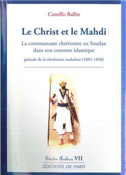 Le Christ et le Mahdi - Studia Arabica VII