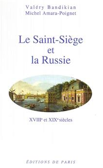 Le Saint-Siège et la Russie