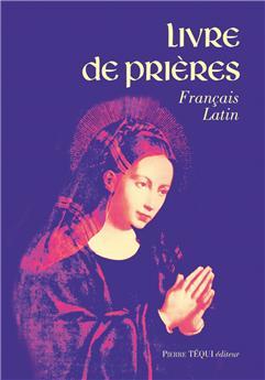 Livre de prières (français-latin)