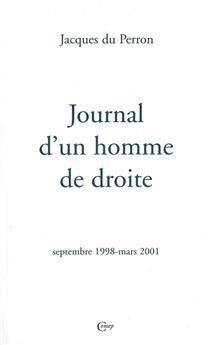 Journal d'un homme de droite