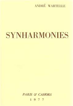 Synharmonies : fleurs d'un chemin