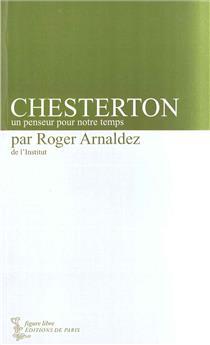 Chesterton, un penseur pour notre temps