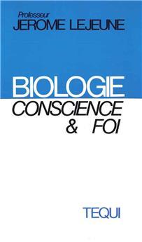 Biologie conscience et foi