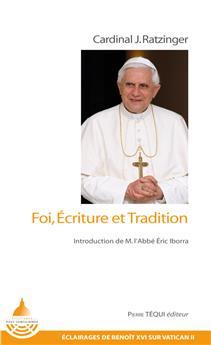 Foi, écriture et tradition (PROMO21)