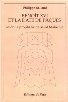 Benoît XVI et la date de Pâques