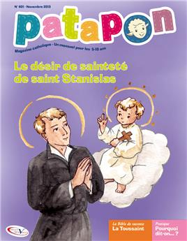 Revue Patapon n°401 - Novembre 2013