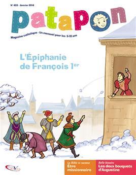 Revue Patapon n°403 - Janvier 2014