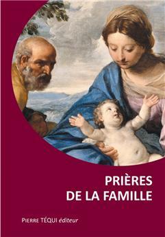 Prières de la famille