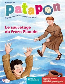 Revue Patapon n°405 - Mars 2014