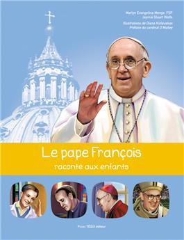 Le pape François raconté aux enfants (PROMO21)
