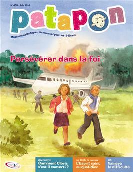 Revue Patapon n°408 - Juin 2014