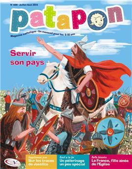 Revue Patapon n°409 - Juillet/Août 2014