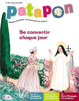 Revue Patapon n°410 -  Septembre 2014