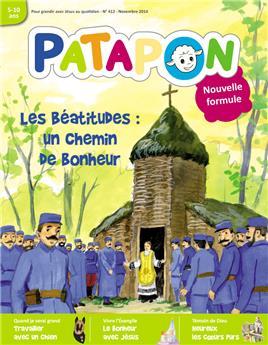 Revue Patapon n°412 - Novembre 2014
