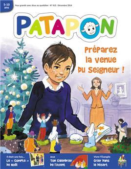Revue Patapon n°413 - Décembre 2014