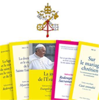 Souscription aux Documents Pontificaux