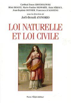 Loi naturelle et loi civile