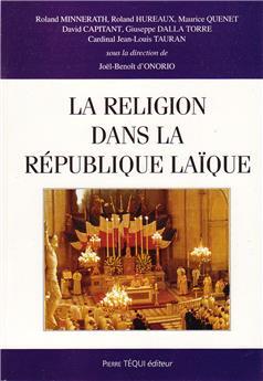 La religion dans la république laïque