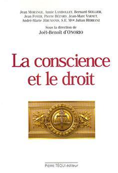 La conscience et le droit