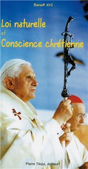 Loi naturelle et conscience chrétienne
