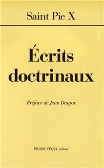 Écrits doctrinaux