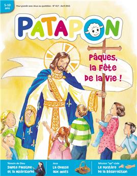 Revue Patapon n°417 - Avril 2015