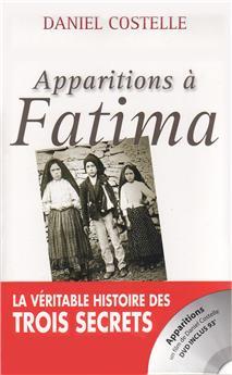 Apparitions à Fatima + DVD