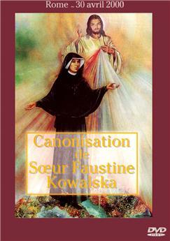 Canonisation de Sœur Faustine Kowalska (DVD)