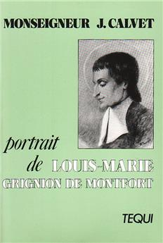 Portrait de Louis-Marie Grignion de Montfort