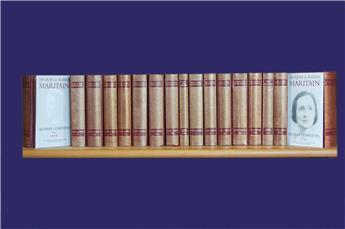 Œuvres complètes de Jacques et Raïssa Maritain - Volumes I à XVII