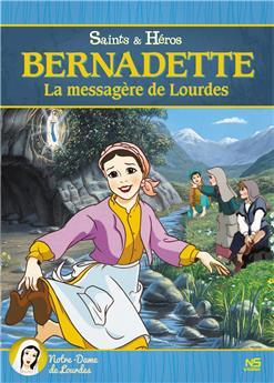 Bernadette, la messagère de Lourdes (DVD)