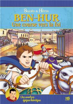 Ben-Hur, une course vers la foi (DVD)