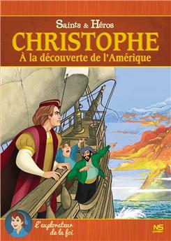 Christophe, à la découverte de l'Amérique (DVD)