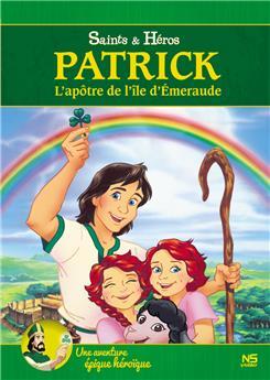 Patrick, l'apôtre de l'île d'Émeraude (DVD)