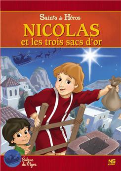 Nicolas et les trois sacs d'or (DVD)