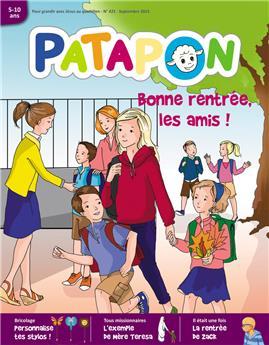 Revue Patapon n°421 - Septembre 2015