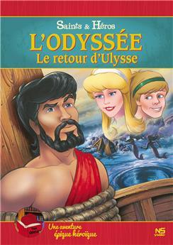L'Odyssée, le retour d'Ulysse (DVD)