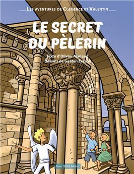 Le secret du pèlerin (BD) (PROMO21)
