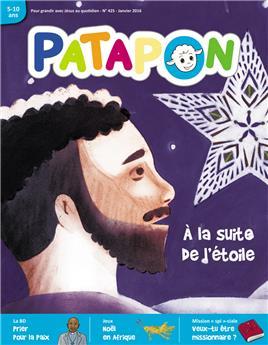 Revue Patapon n°425 - Janvier 2016