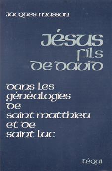 Jésus, fils de David